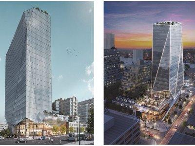 Fairview Tower renderings
