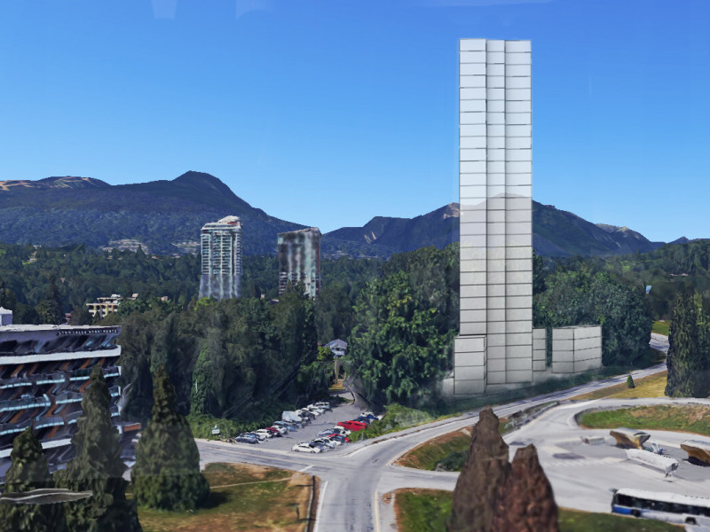 Squamish Nation affordable housing tower