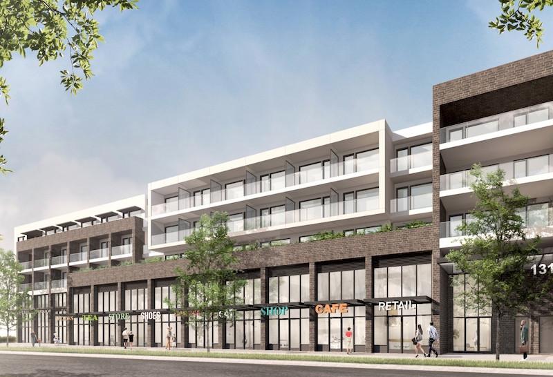 131-163 W 49th Avenue rendering
