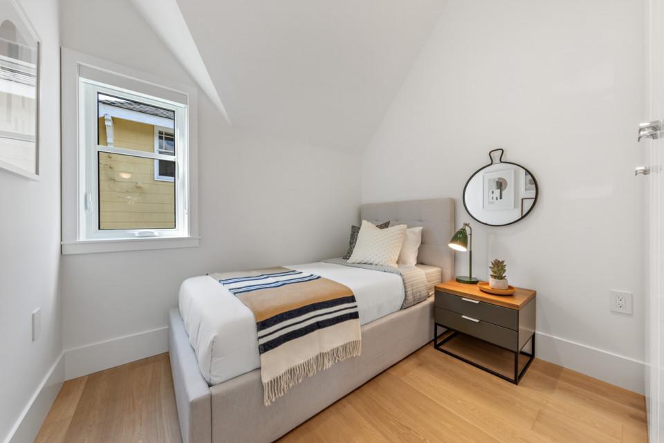 Welwyn Cottage - Bedroom