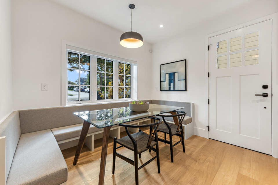 Welwyn Cottage - Dining area