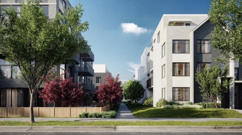 Balfour Block renderings