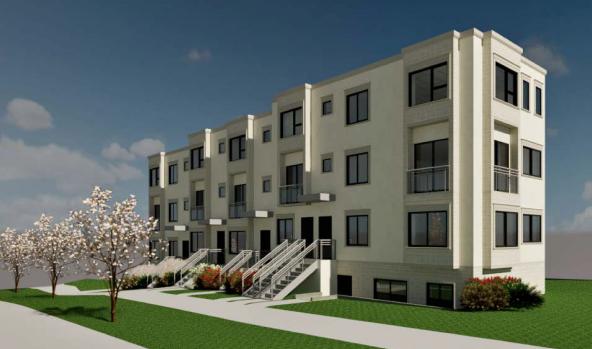 Upcoming development at 8709 Cartier St