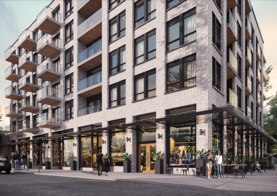 Main and 24th rentals - corner Main and East 24th
