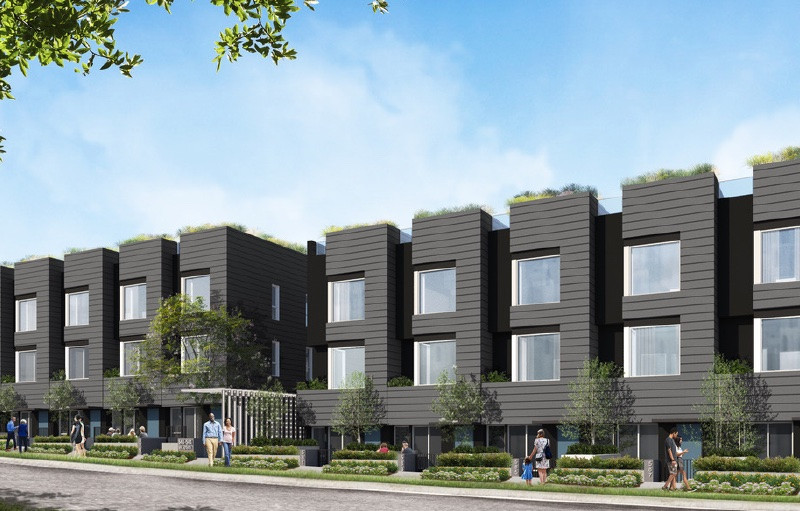Townhouses 561-581 W 26th Ave